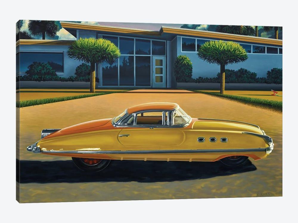 Turismo Packard by Ross Jones 1-piece Canvas Art Print