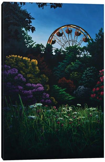 Carnival Canvas Art Print