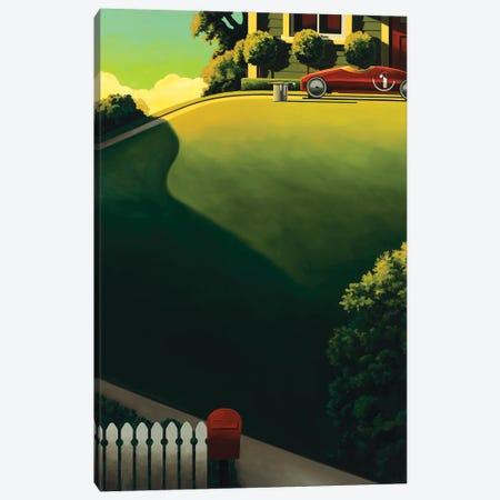 Test Drive Canvas Print #RSJ5} by Ross Jones Canvas Art Print