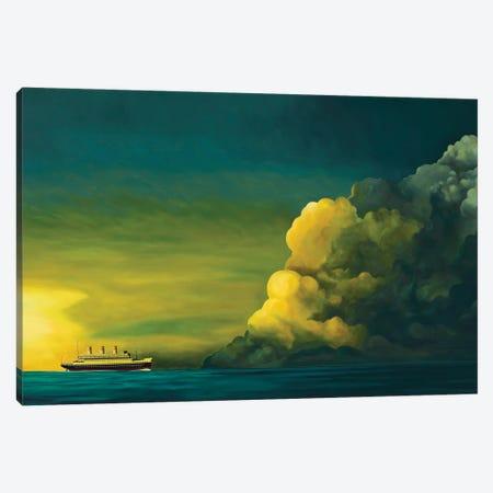 Uncertain Outcome Canvas Print #RSJ6} by Ross Jones Canvas Art Print