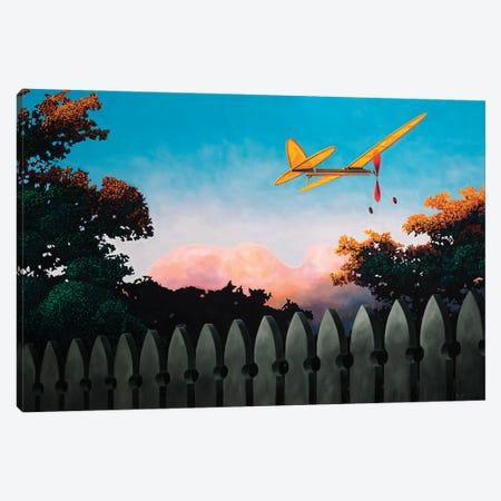 Final Flight Canvas Print #RSJ9} by Ross Jones Canvas Art