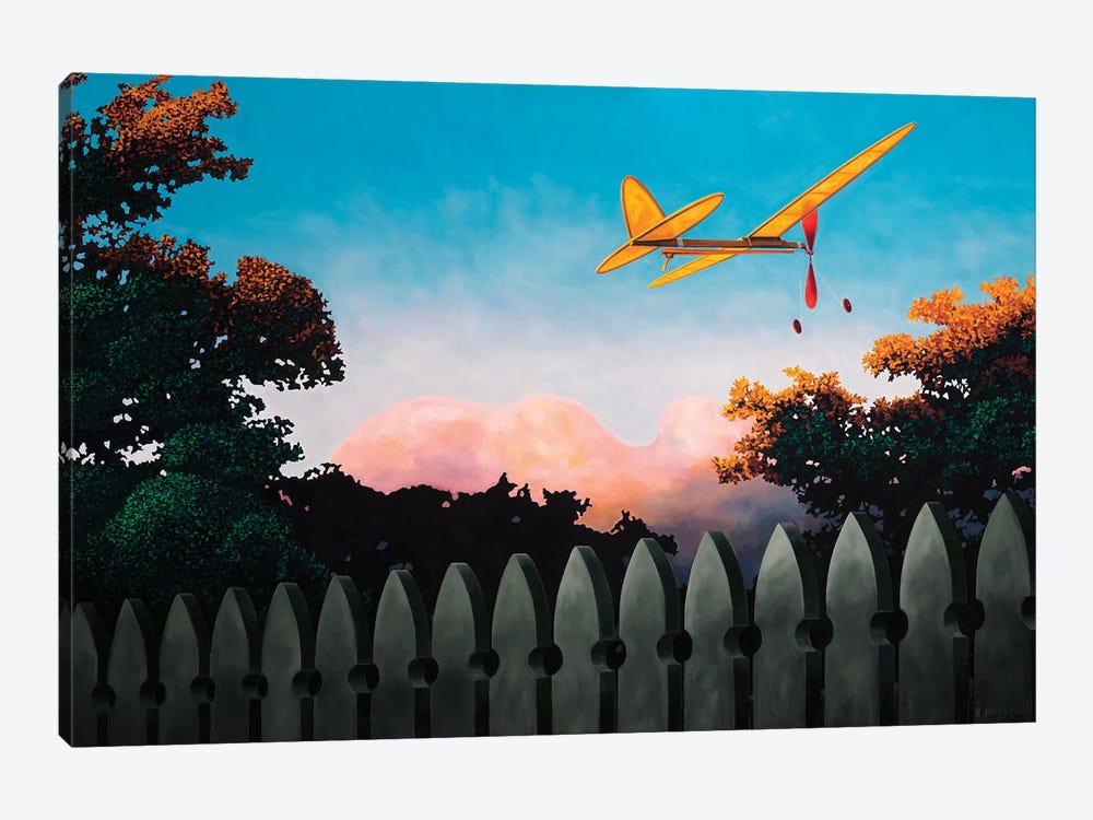 Final Flight by Ross Jones 1-piece Art Print