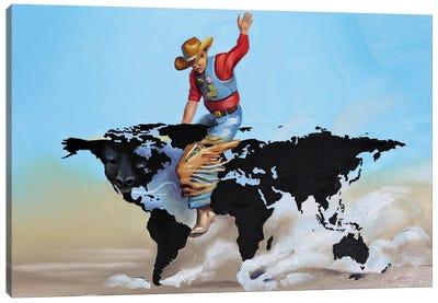 World Champion Canvas Art Print