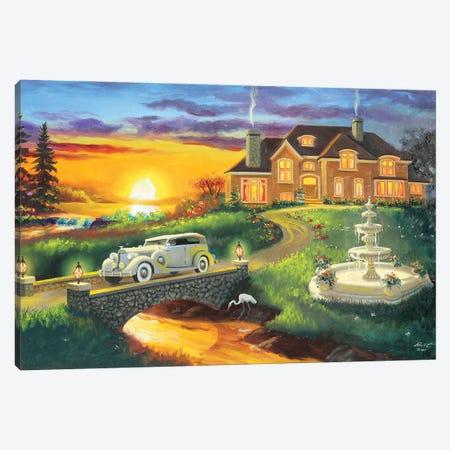 """Packard Canvas Print #RSR94} by D. """"Rusty"""" Rust Canvas Art"""