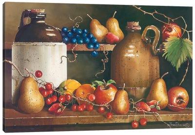 A Passion for Fruit Canvas Art Print