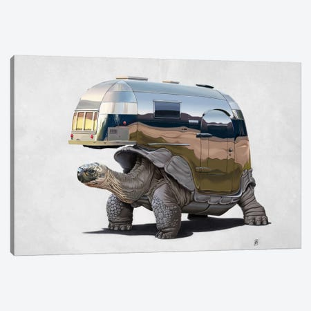 Pimp My Ride II Canvas Print #RSW11} by Rob Snow Canvas Artwork