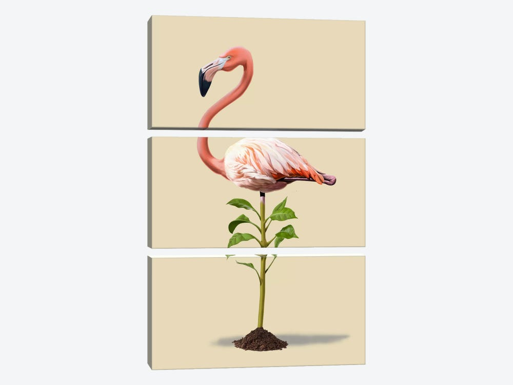 Planted III by Rob Snow 3-piece Art Print