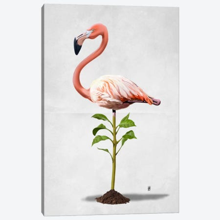 Planted II Canvas Print #RSW14} by Rob Snow Canvas Art Print