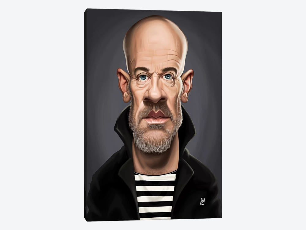 Michael Stipe by Rob Snow 1-piece Art Print