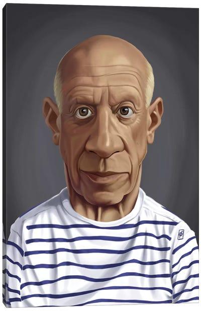 Pablo Picasso Canvas Art Print
