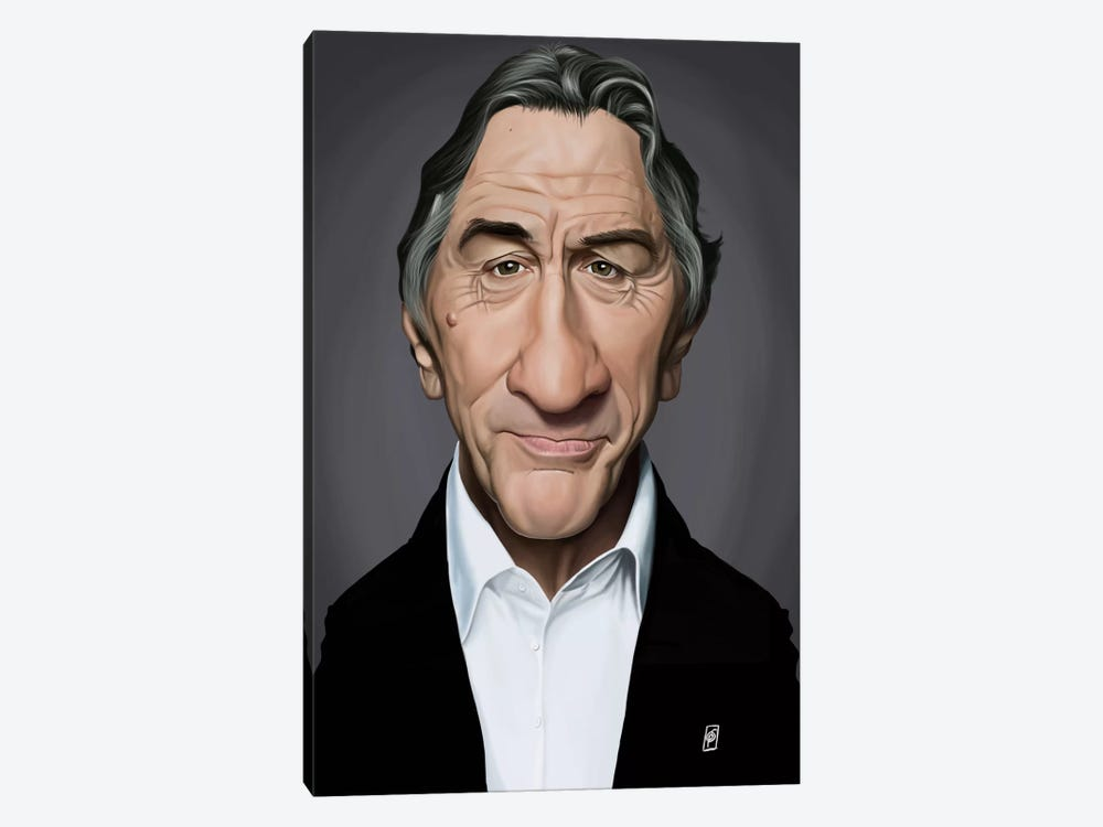 Robert De Niro by Rob Snow 1-piece Art Print