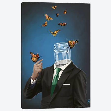 Jar Canvas Print #RSW179} by Rob Snow Canvas Art Print