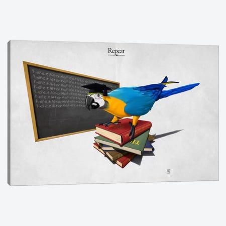 Repeat Canvas Print #RSW17} by Rob Snow Canvas Art Print