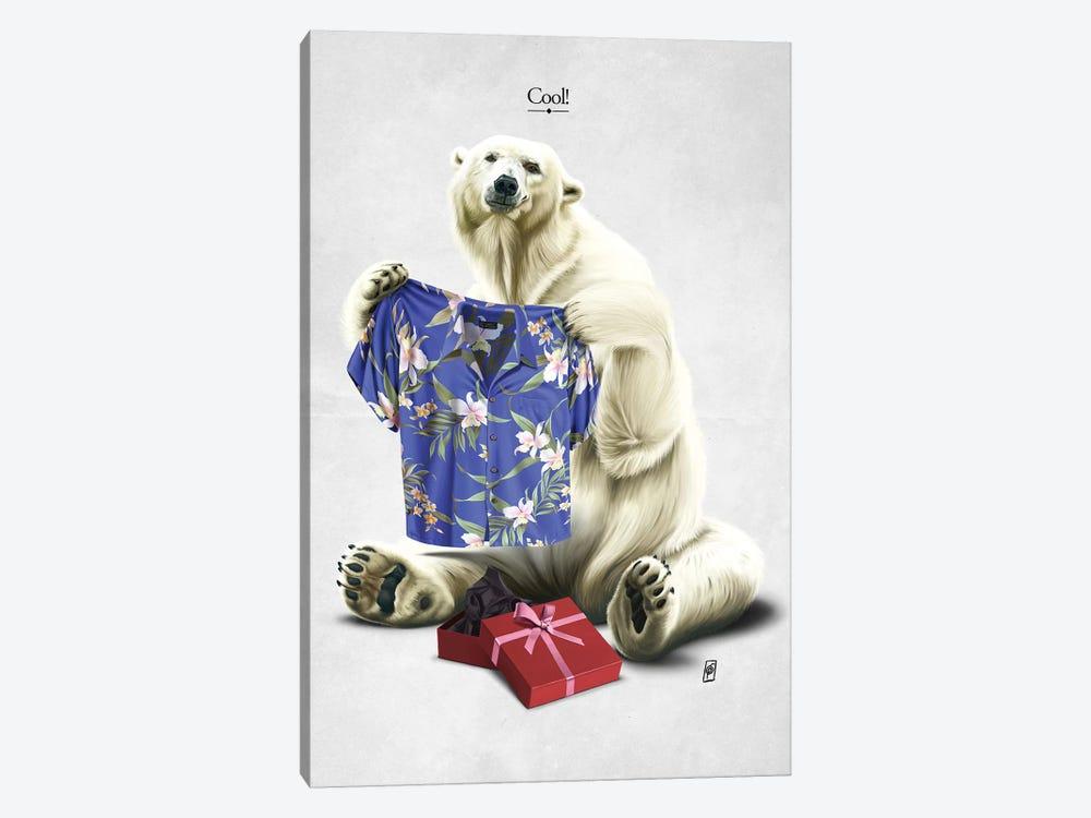 Cool I by Rob Snow 1-piece Art Print