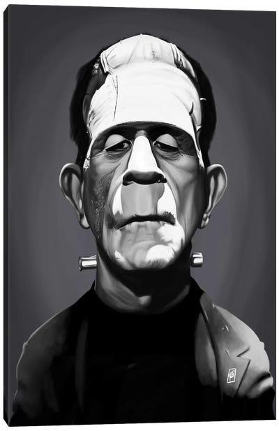 Boris Karloff Canvas Art Print