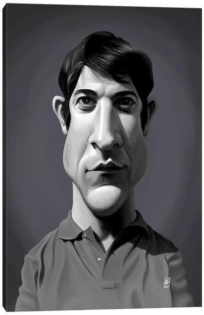 Dustin Hoffman Canvas Art Print