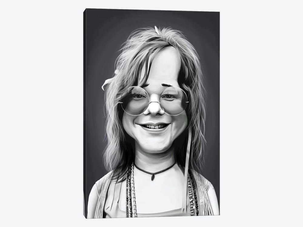 Janis Joplin by Rob Snow 1-piece Art Print