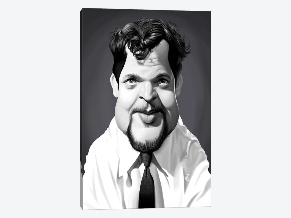 Orson Welles by Rob Snow 1-piece Canvas Print