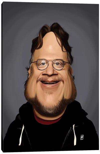 Guillermo del Toro  Canvas Art Print