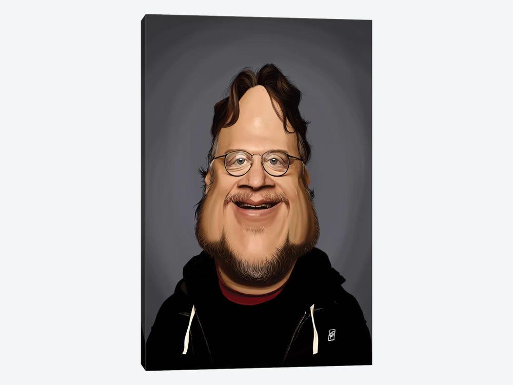 Guillermo del Toro  by Rob Snow 1-piece Canvas Art
