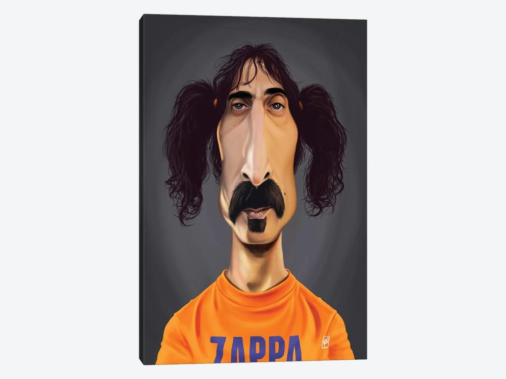 Frank Zappa by Rob Snow 1-piece Canvas Art Print