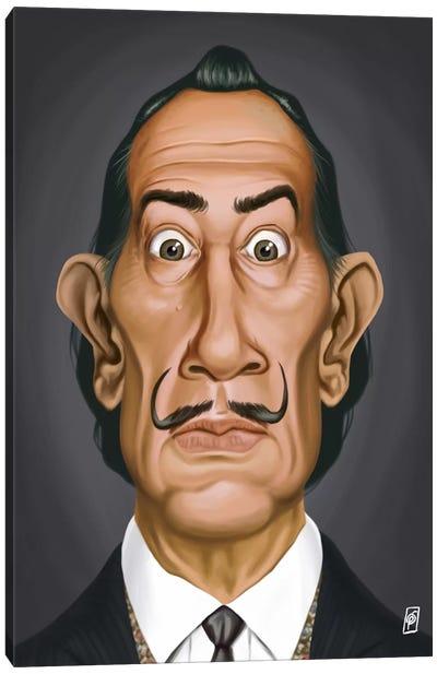 Salvador Dali I Canvas Art Print