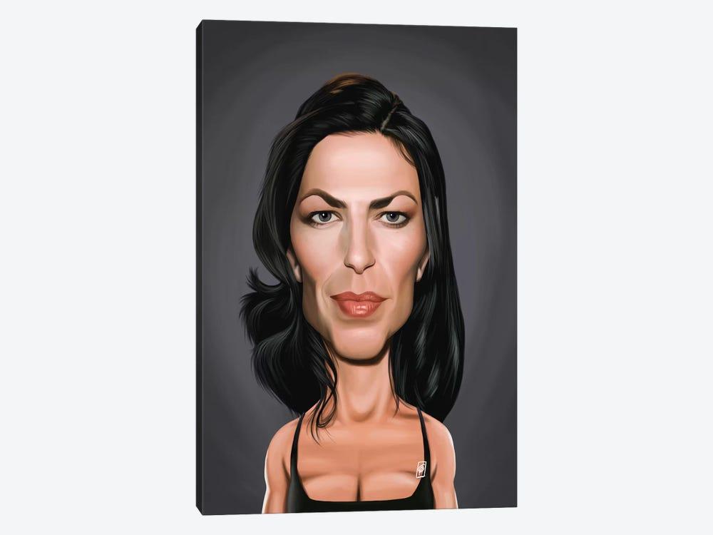 Claudia Black by Rob Snow 1-piece Canvas Artwork
