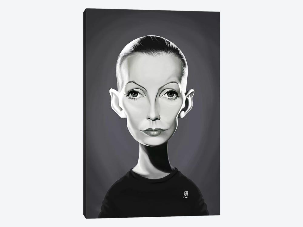 Greta Garbo by Rob Snow 1-piece Art Print