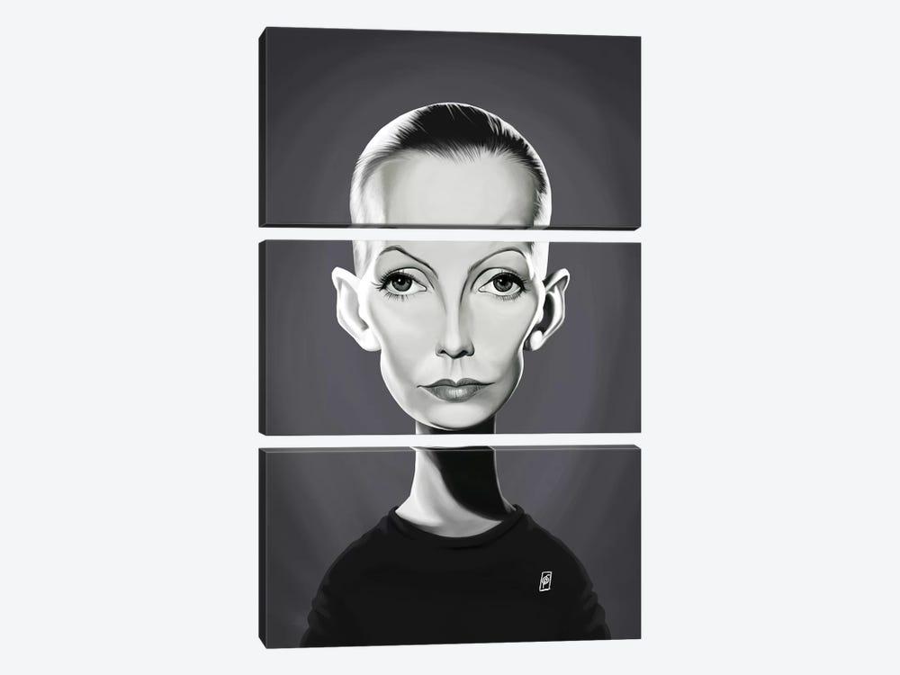 Greta Garbo by Rob Snow 3-piece Art Print