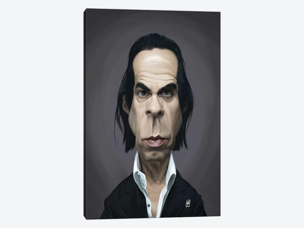 Nick Cave by Rob Snow 1-piece Art Print
