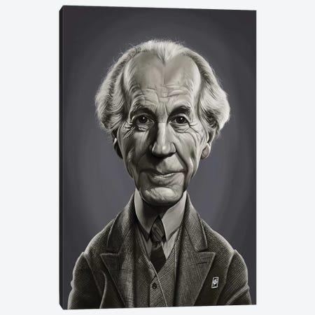 Frank Lloyd Wright  Canvas Print #RSW296} by Rob Snow Canvas Art Print