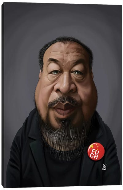 Ai Weiwei Canvas Art Print