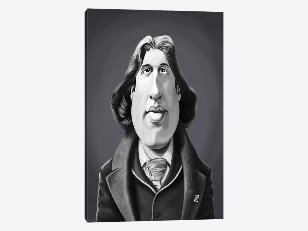 Oscar Wilde by Rob Snow 1-piece Canvas Wall Art