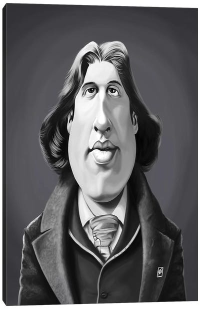 Oscar Wilde Canvas Art Print