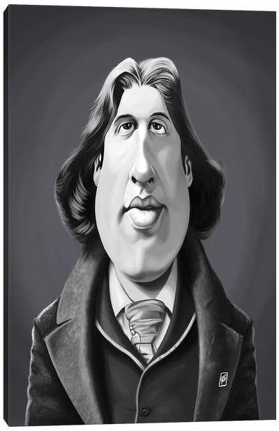 Oscar Wilde Canvas Art Print