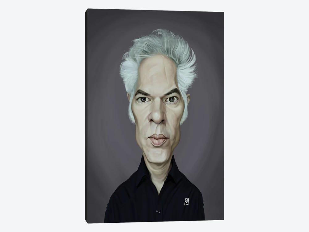 Jim Jarmusch by Rob Snow 1-piece Canvas Art Print