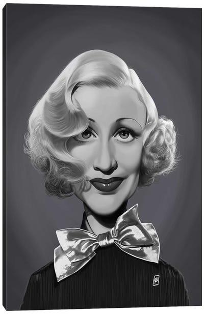Ginger Rogers Canvas Art Print