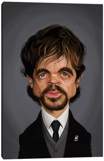 Peter Dinklage Canvas Art Print