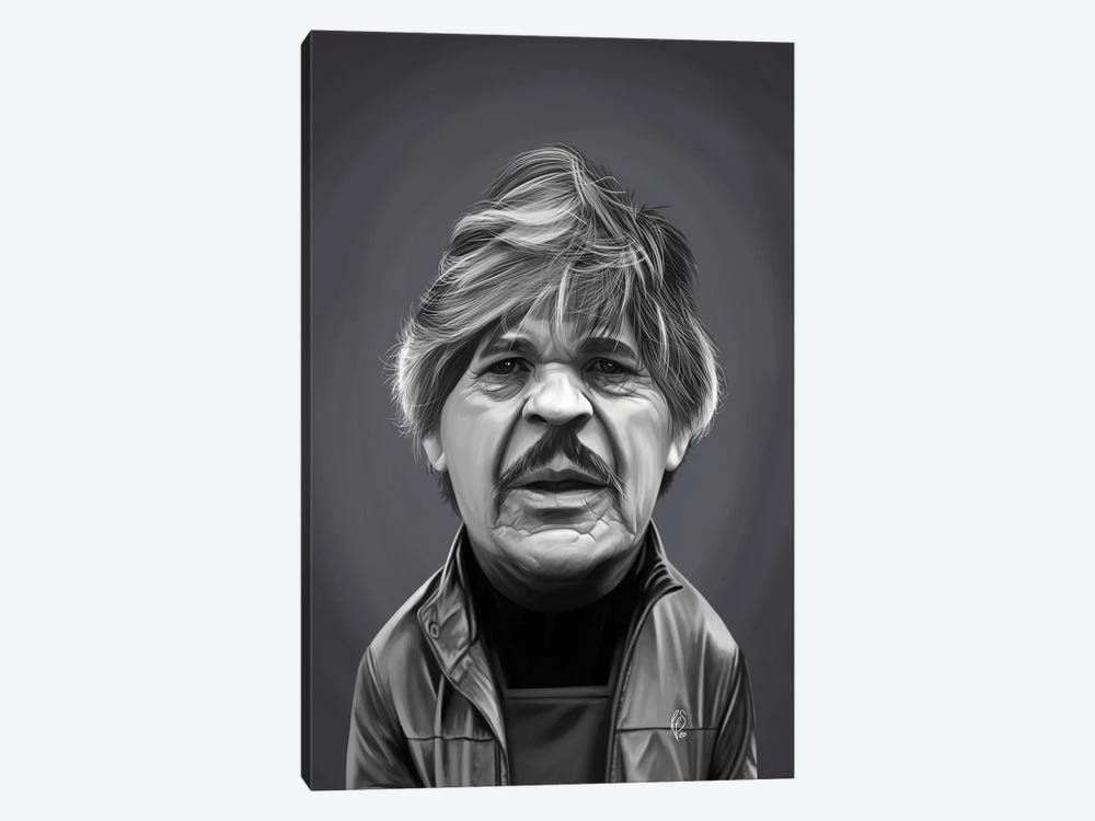 Charles Bronson by Rob Snow 1-piece Canvas Artwork