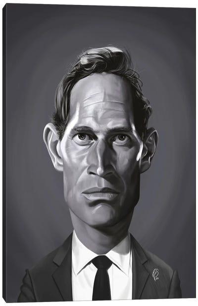 Charlton Heston Canvas Art Print