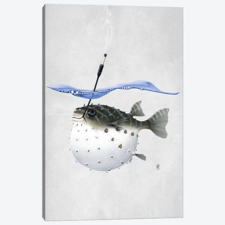 Take It Outside II Canvas Print #RSW42} by Rob Snow Canvas Art Print