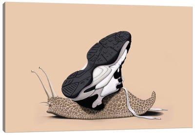 The Sneaker III Canvas Art Print