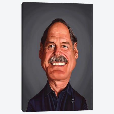 John Cleese Canvas Print #RSW450} by Rob Snow Canvas Wall Art