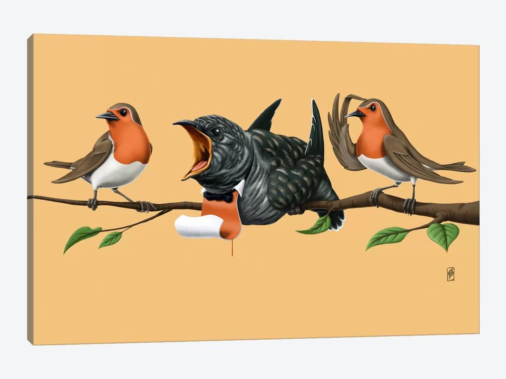 Cock Robin III by Rob Snow 1-piece Art Print