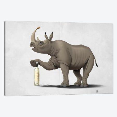 Cork It Dürer! II Canvas Print #RSW80} by Rob Snow Canvas Art Print