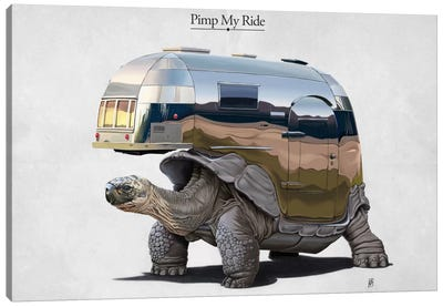 Pimp My Ride I Canvas Art Print