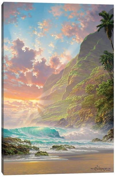 New Beginnings Canvas Art Print