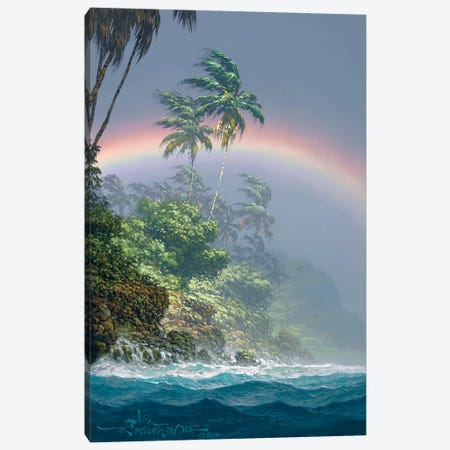 A Distant Promise 3-Piece Canvas #RTA1} by Roy Tabora Canvas Wall Art