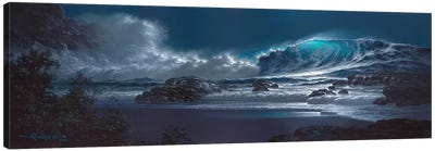 Symphony Of The Sea Canvas Art Print