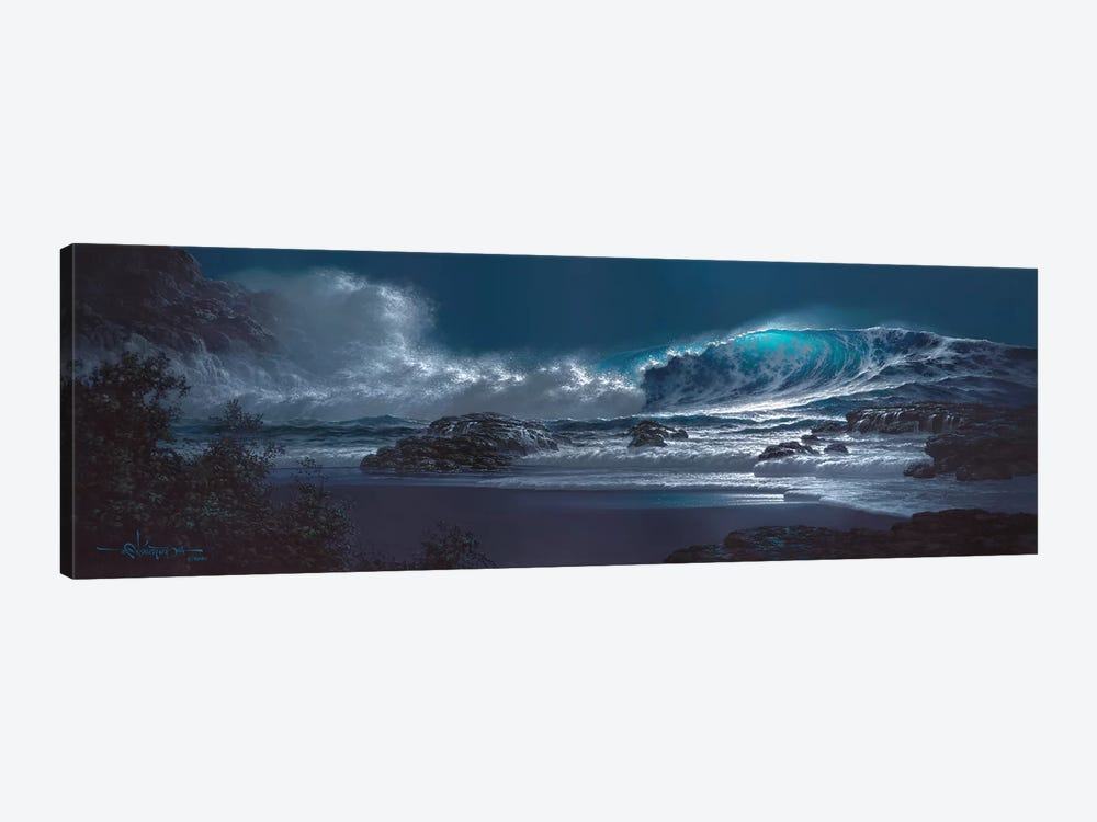 Symphony Of The Sea by Roy Tabora 1-piece Canvas Artwork